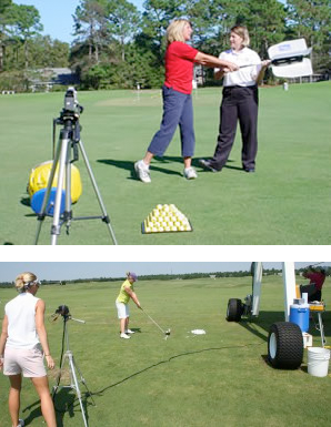 Ladies Golf School