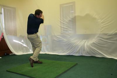 Classic Swing Myrtle Beach Indoor Golf Practice