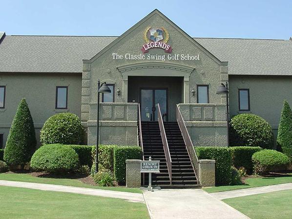 The Classic Swing Golf School Building