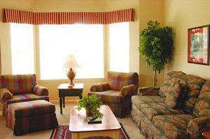 Legends Resort Villa Living