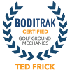Boditrak Certified - Ted Frick